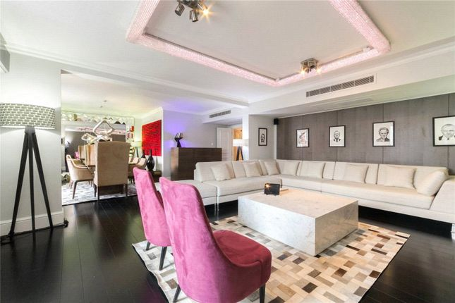 Thumbnail Flat to rent in Crown Court, 123 Park Road, London
