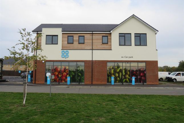 Thumbnail Flat for sale in Mosquito Road, Upper Cambourne, Cambridge