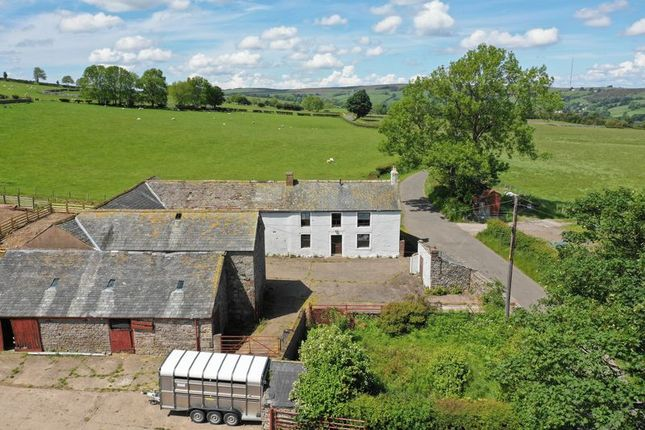 Thumbnail Detached house for sale in Street Head, Hesket Newmarket, Wigton