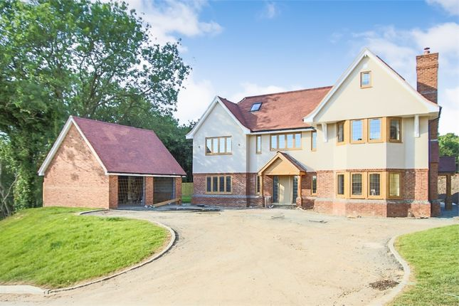 Thumbnail Detached house for sale in Tithepit Shaw Lane, Warlingham, Surrey