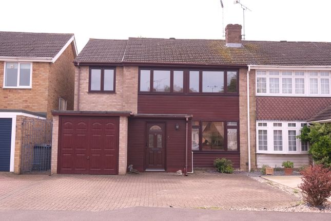 Thumbnail Semi-detached house for sale in Gilmore Way, Great Baddow, Chelmsford