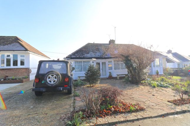 Thumbnail Bungalow for sale in Central Avenue, Polegate