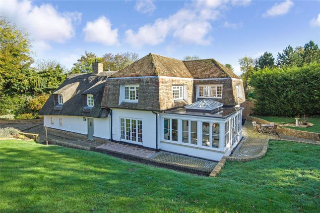 Thumbnail Detached house to rent in Top Lane, Abbotsley, St. Neots, Cambridgeshire