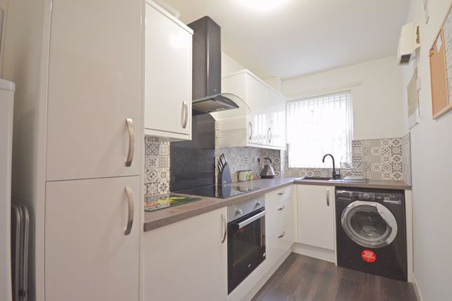 Thumbnail Flat for sale in Horsman Court, Cockermouth