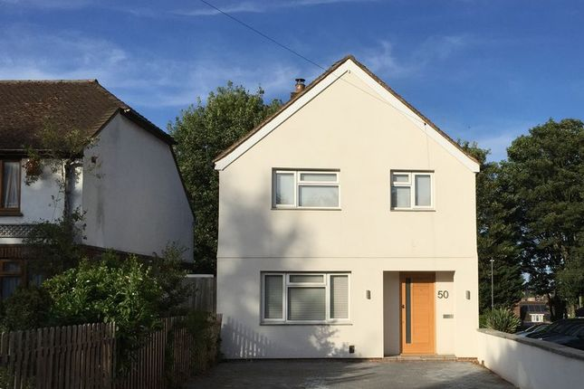 Thumbnail Detached house to rent in London Road, Allington, Maidstone