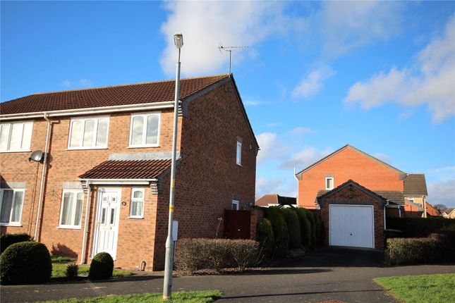 Thumbnail Semi-detached house to rent in Shiregate, Metheringham