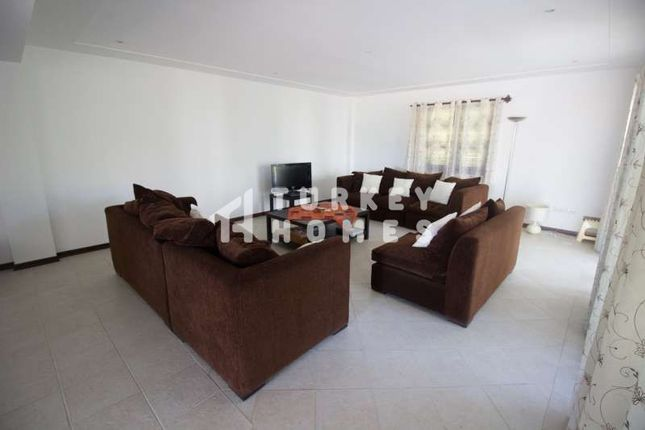 Detached Traditional Style Villa - Manavgat - Lounge