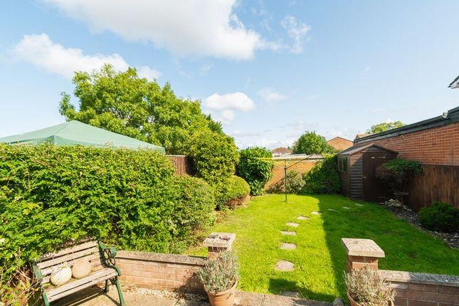 Garden of Hyde Place, The Hyde, Milton, Abingdon OX14