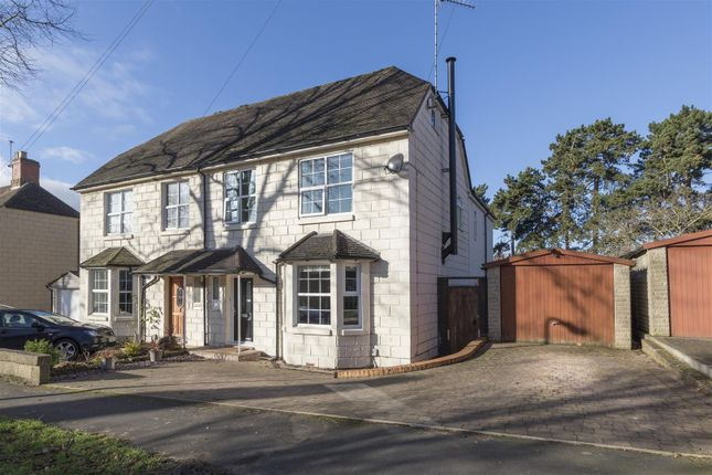 Thumbnail Semi-detached house for sale in Charles Street, Warwick