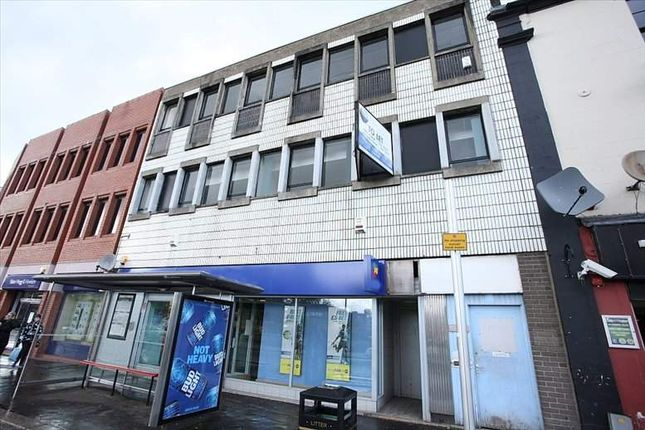 Serviced office to let in Hanover Gardens, Wilson Street, Paisley