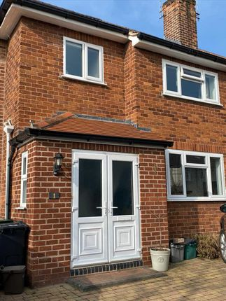 Thumbnail Semi-detached house to rent in The Nook, Newton, Chester