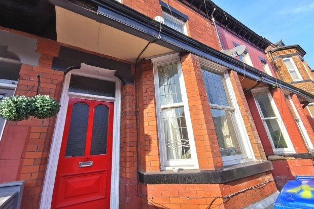 4 bed terraced house to rent in Keppel Road, Manchester M21