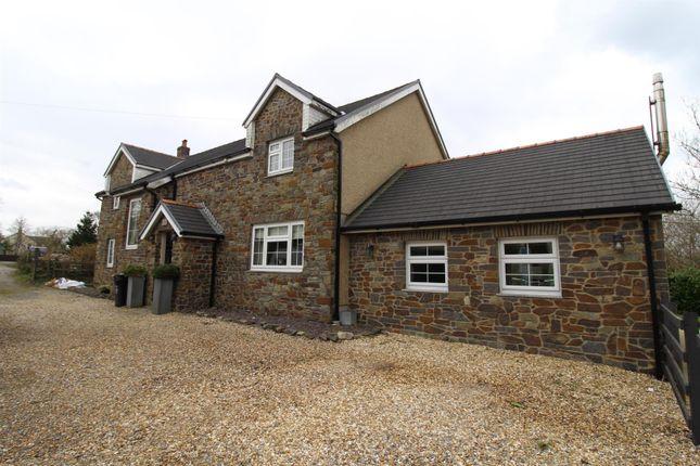 Thumbnail Property for sale in Llandyfan, Ammanford