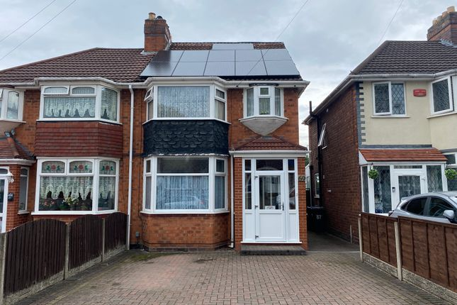 Thumbnail Semi-detached house for sale in Duxford Road, Great Barr, Birmingham