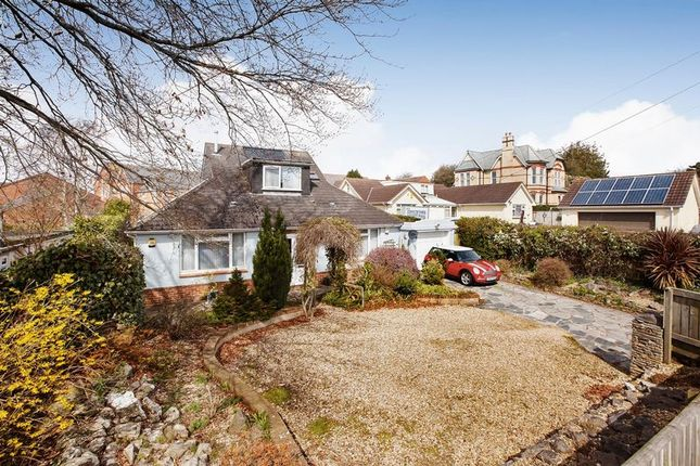 Thumbnail Detached bungalow for sale in Raddenstile Lane, Exmouth