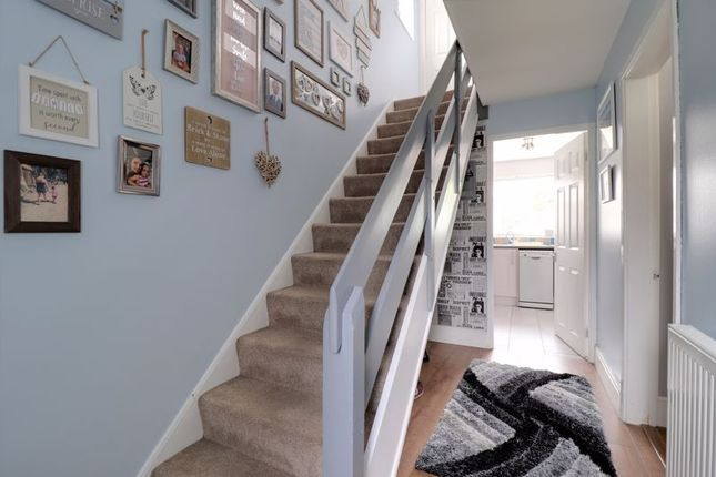 Hallway of Ferncombe Drive, Rugeley WS15