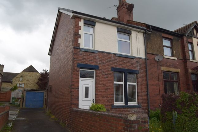 Thumbnail End terrace house to rent in Rayner Street, Horbury