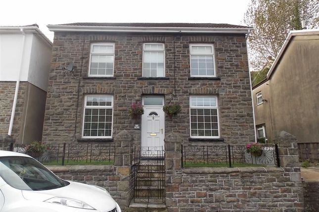 Thumbnail Detached house for sale in Upper Gynor Place, Porth