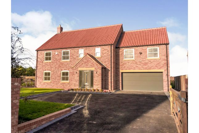 Detached house for sale in Lound Low Road, Sutton Cum Lound, Retford