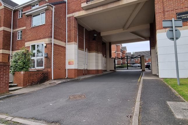 Thumbnail Flat to rent in Walsall Road, Great Barr, Birmingham