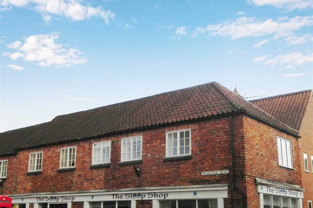 Thumbnail Flat to rent in Carre Street, Sleaford
