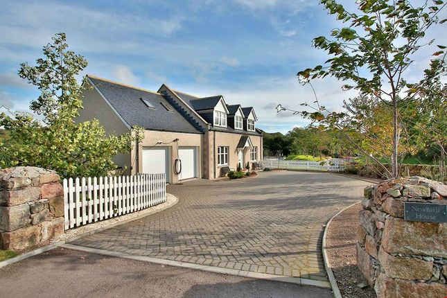 Thumbnail Detached house for sale in North Deeside Road, Peterculter, Aberdeenshire
