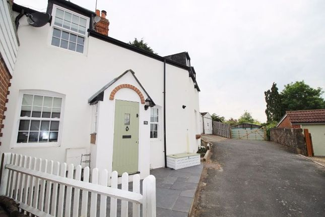 Thumbnail Semi-detached house to rent in The Terrace, Chipstead Lane, Riverhead, Sevenoaks