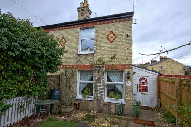 Thumbnail Cottage to rent in Trumpington Road, Cambridge