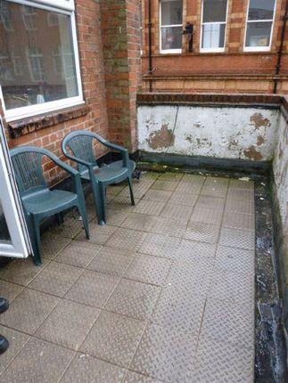 Balcony of High Street, Hull HU1