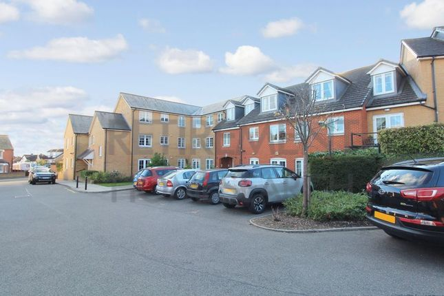 Thumbnail Flat for sale in Cooper Court, Maldon