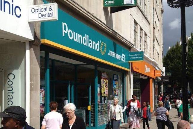 Thumbnail Retail premises to let in 34 Lister Gate, Lister Gate, Nottingham