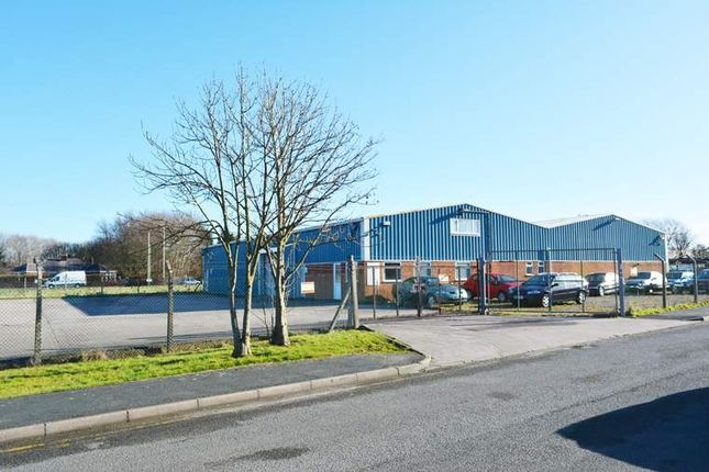 Thumbnail Industrial for sale in 25, Tarran Way North, Wirral