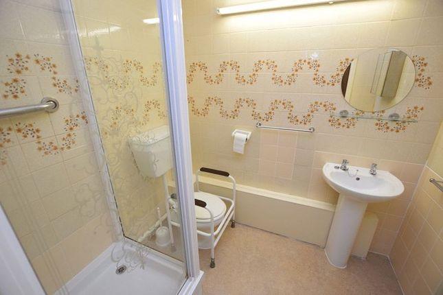 Shower Room of Homecastle House, Bridgwater TA6