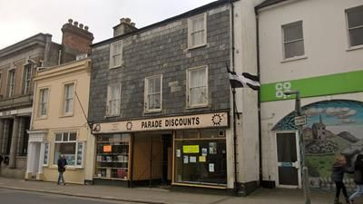 Thumbnail Retail premises for sale in Highwood House, Barras Street, Liskeard