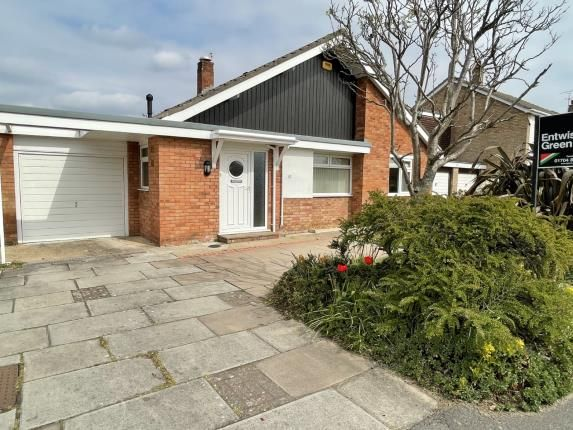 Thumbnail Bungalow for sale in Harington Road, Formby, Liverpool, Merseyside