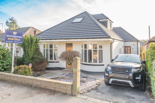 Thumbnail Detached bungalow for sale in Dalewood Avenue, Sheffield