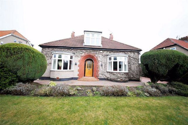 Thumbnail Detached bungalow for sale in Sandringham Crescent, East Herrington, Sunderland