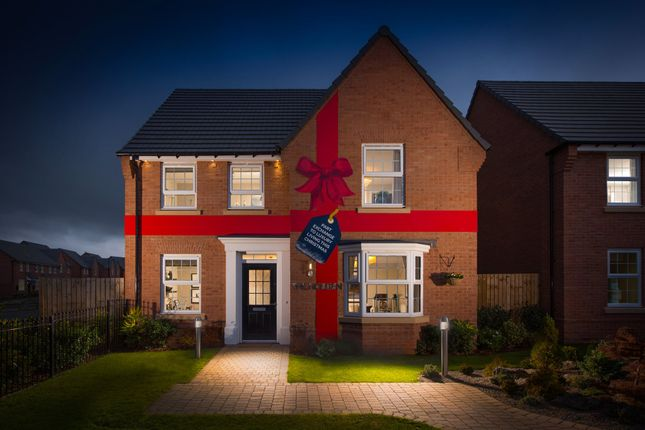 """Thumbnail Detached house for sale in """"Holden"""" at Yafforth Road, Northallerton"""
