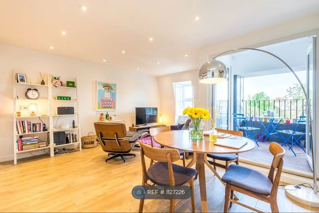 Thumbnail Flat to rent in Florence Way, London