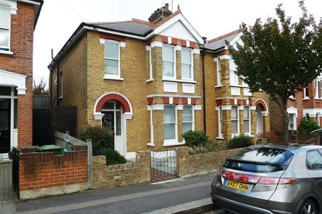 Thumbnail Terraced house to rent in Eastwood Road, London