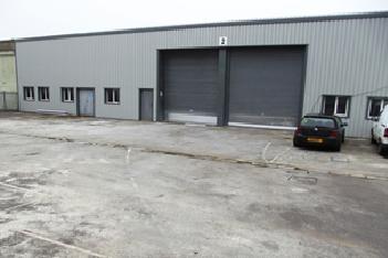 Thumbnail Warehouse to let in Whitehill Industrial Park, Whitehill Lane, Swindon|Royal Wootton Bassett