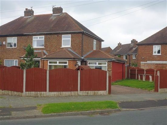 Thumbnail Property for sale in Westfield Drive, Preston