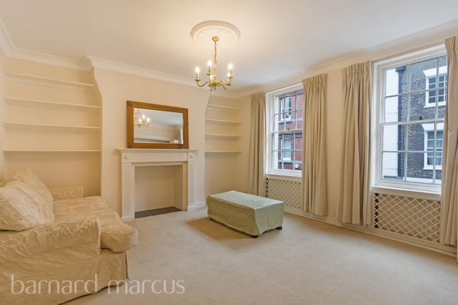 Thumbnail Flat to rent in Bulstrode Street, Marylebone