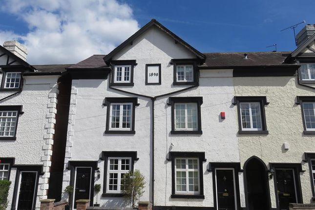 Thumbnail Terraced house for sale in Northfield Road, Harborne, Birmingham