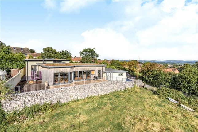 Thumbnail Detached house for sale in Old Wells Road, Glastonbury, Somerset