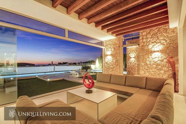 6 bed villa for sale in Cala Conta, Sant Josep, Ibiza