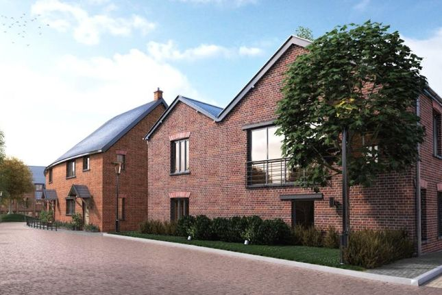 Thumbnail Flat for sale in Soby Mews, Pottery Road, Bovey Tracey, Devon