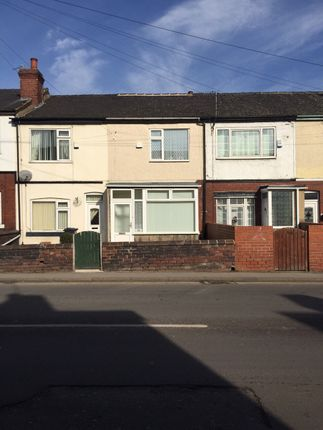 Thumbnail Terraced house to rent in Barnsley Road, Goldthorpe