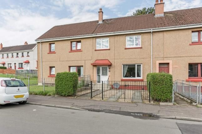 Thumbnail Terraced house for sale in Househillmuir Road, Glasgow, Lanarkshire