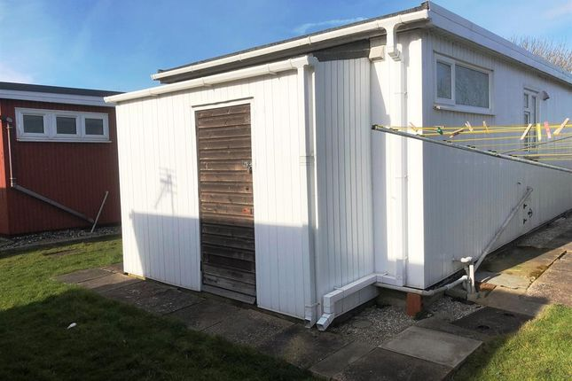 Rear Attached Shed